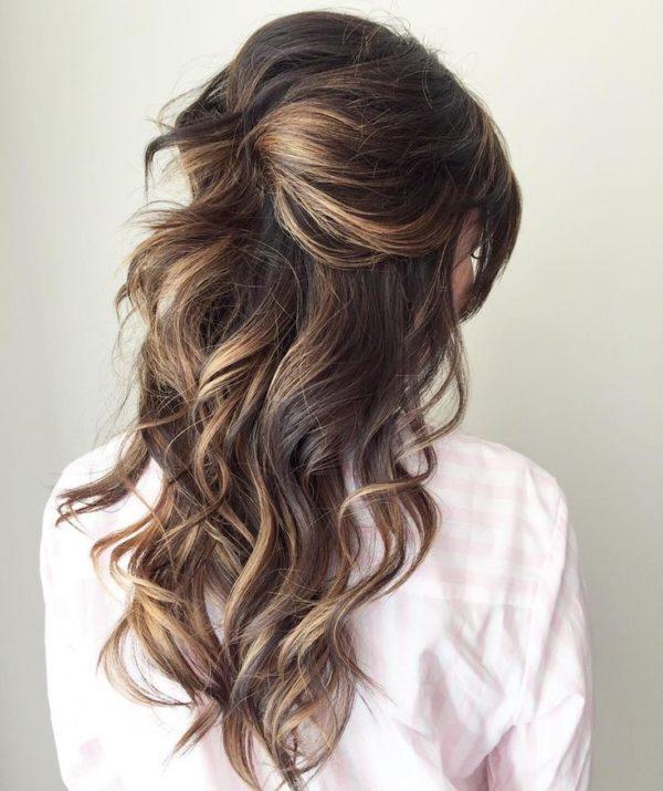 Peinados Informales Para Cabello Largo De Peinados