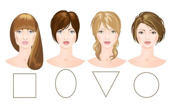 Cortes De Cabello Y Peinados De Mujer Ideales Según Tu Cara